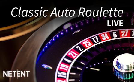 Auto Roulette Studio, New Live Casino Product, Launched by NetEnt