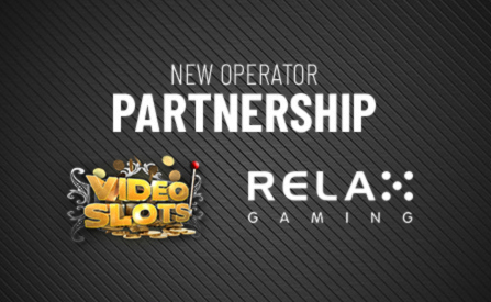 Videoslots Partners With Relax Gaming