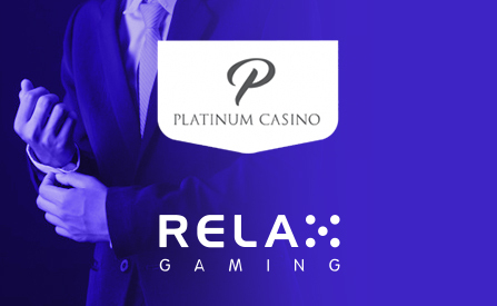 Relax Gaming Goes Live with Platinum Casino, Expands in Romania