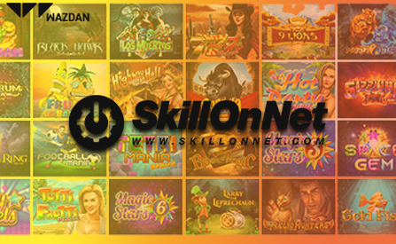 Wazdan Games Sings Content Deal with SkillOnNet, Expands its Reach in Key Markets