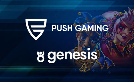 Push Gaming and Genesis Global Sign a Strategic Content Deal
