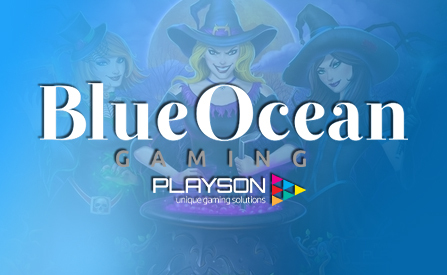 Playson Adds BlueOcean Gaming to its Network of Distributors