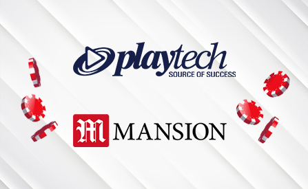Playtech Announces the Extension of Partnership with Mansion, Adds 5 Years to Contract