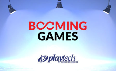 Booming Games Goes Live with Playtech, Joins their Open Platform with Its Entire Portfoli
