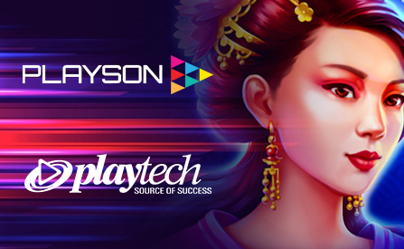 Playson Announces a Strategic Partnership Deal with Playtech