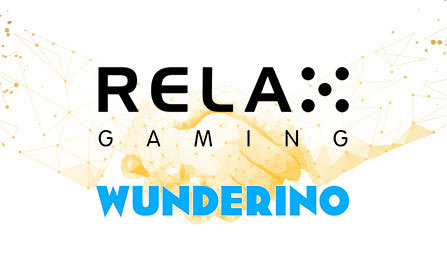 Relax Gaming and Wunderino Sign a New Content Deal, Establish Promising Partnership