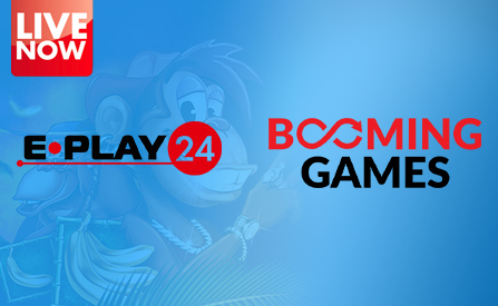 Booming Games Goes to Italy Via E-Play24 Content Deal