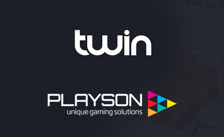 Playson Partners up with Twin Casino, Expands its Distribution Network
