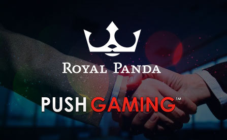 Provider Push Gaming Takes on Royal Panda in New Content Deal