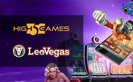 High 5 Games To Deliver Over 80 Slots to LeoVegas