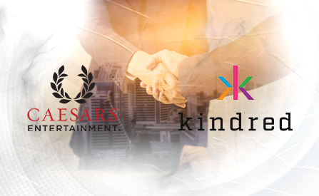 Kindred Group Continues Expansion into North America Through Caesars Entertainment Partnership Deal