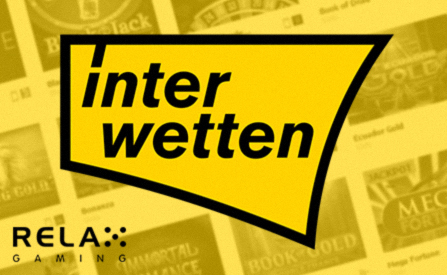 New Contract Instantly Helps Interwetten Gain Access To Relax Gaming's Outstanding Selection Of Games