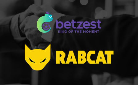 Betzest Signs Rabcat as a Software Provider via a New Partnership Deal