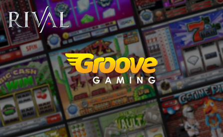 Rival Gaming Goes Live with GrooveGaming in a New Content Partnership Deal