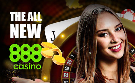 888casino from New Jersey Does a Complete Makeover of Their Online Presence