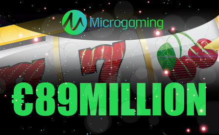 Microgaming Pays Out Big with Over €89m Cashed Out in The First Half of 2019 Alone