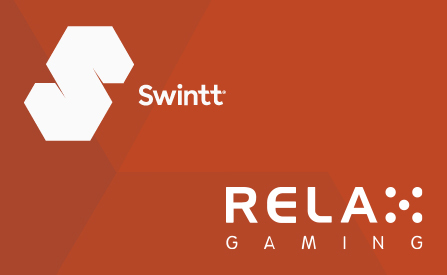 Swintt Goes Live with the Relax Gaming Distribution Deal