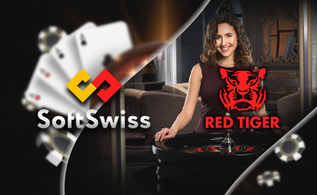 Red Tiger Gaming Goes Live with SoftSwiss, Sings New Content Deal