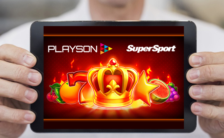 Playson Goes Live with the SuperSport Content Deal