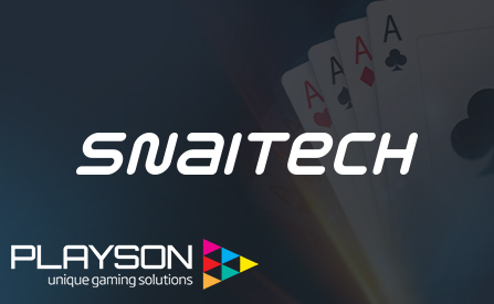 Playson Signs with SNAITECH, Reinforces Italian Presence