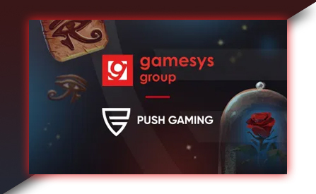 Push Gaming Inks New Deal with Gamesys Group