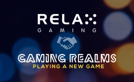 Relax Gaming Enhances Portfolio By Making Dealership With Gaming Realms